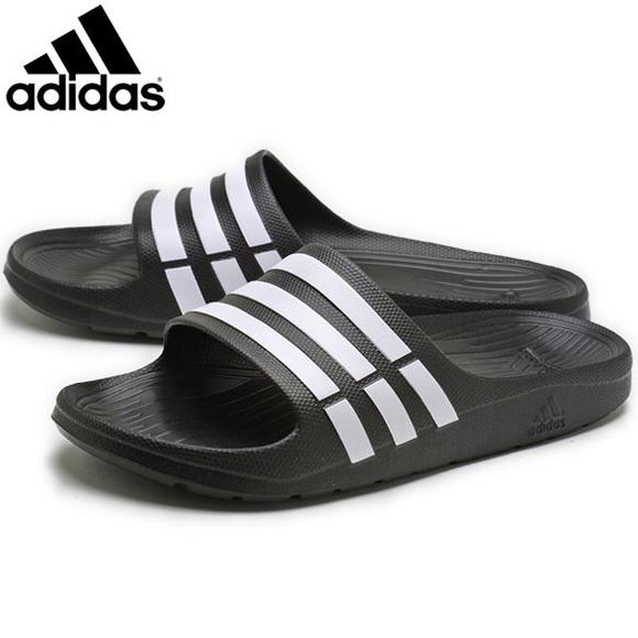 818ab6eb96e37 Adidas Duramo Slide G15890